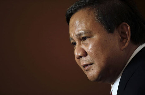 Prabowo Subianto: 'The people are fed up' | Indonesie 2014 | Scoop.it