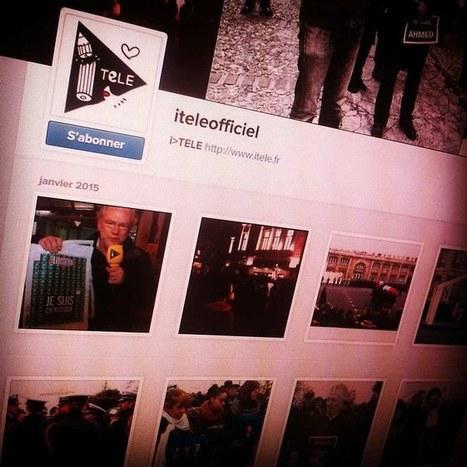 Instagram fait une percée sur les sites d'information   DocPresseESJ   Scoop.it