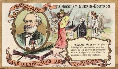 Frédéric PASSY (1822-1912) - bribes ... - Yvon Généalogie | Chroniques d'antan et d'ailleurs | Scoop.it