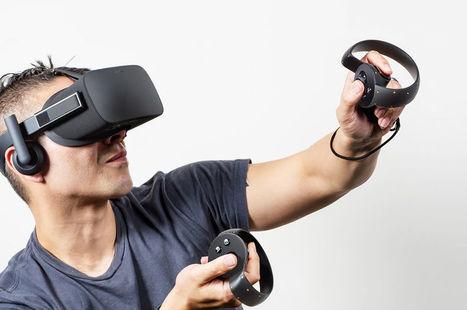 Réalité augmentée : Oculus s'associe à Microsoft pour la version commerciale du casque Rift   Clic France   Scoop.it