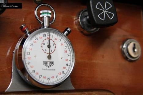 Project Herald: All In The Details – Vintage Heuer | Racer86's Weblog | vintage motos | Scoop.it