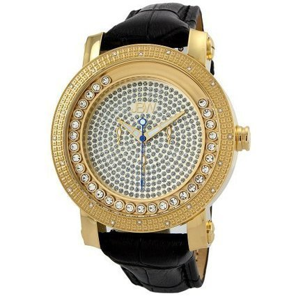 JBW Just Bling JB 6211L Gold Tone Multi Function | Shop Watch Bands | Scoop.it