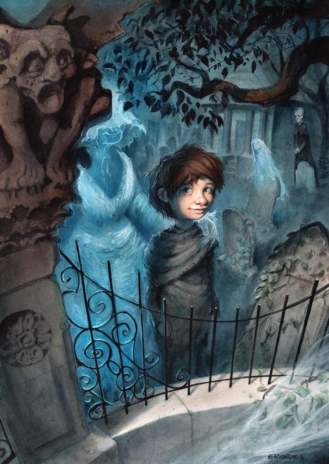 Interview: SCOTT BRUNDAGE « Illustration Friday   Illustrators, artists, photographers   Scoop.it