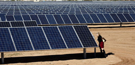 Better solar use in the garden | Arizona Daily Star | CALS in the News | Scoop.it