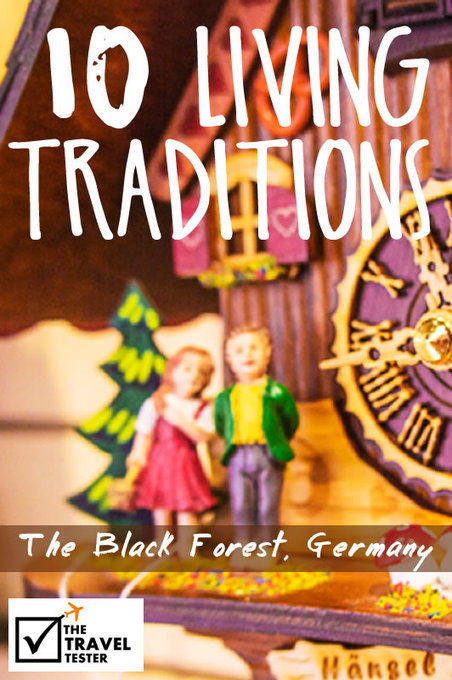 10 Living German Traditions in the Black Forest | Travel Tester | Angelika's German Magazine | Scoop.it