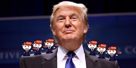 4chan and Reddit bombarded debate polls to declare Trump the winner | Gentlemachines | Scoop.it