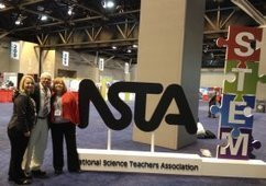 Amy Pratt Represents OSEP at the NSTA STEM Forum Along with OSEP Partners from Siemens | Office of STEM Education Partnerships | Corporate Relations | Scoop.it