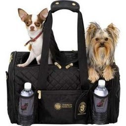 Small Dog Carriers | Airline Approved Dog Carriers | Backpack Dog Carriers | Dog Travel Carriers | Dog Strollers For Small Dogs | Scoop.it