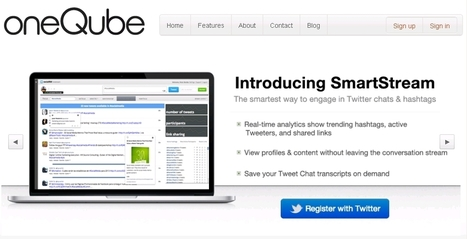 Your Step-By-Step Guide To New Twitter Chat Tool SmartStream - Write On Track | Business & Entrepreneurship | Scoop.it