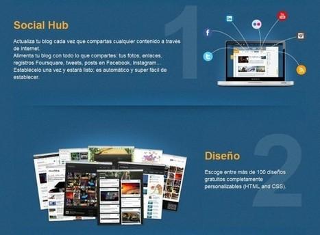Ya está disponible Over-blog, la nueva plataforma de blogs integrada con la web social | aprendiendo ubuntu | Scoop.it