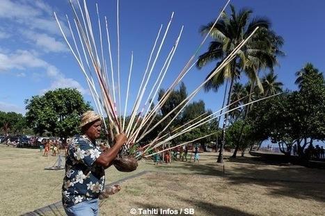 Jeux Traditionnels : 'Des îles présentes et victorieuses',  les 12,13, 14 et 26 juillet | Tahiti Infos | Kiosque du monde : Océanie | Scoop.it