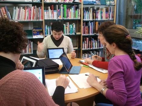P'tit guide pour les tablettes | TabEnBib | Du bon usage... ou du mauvais des bibliothèques numériques | Scoop.it