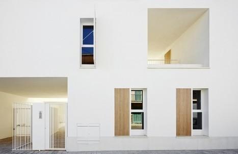 Ripoll Tizón. Viviendas Sociales en Sa Pobla. | Arquitectura: Plurifamiliars | Scoop.it