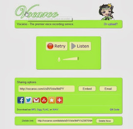 Anna's reflections and archive: Web-Based Podcasting Tools | Edtech PK-12 | Scoop.it