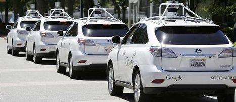 Google annonce l'arrivée de voitures sans conducteur   Post-Sapiens, les êtres technologiques   Scoop.it