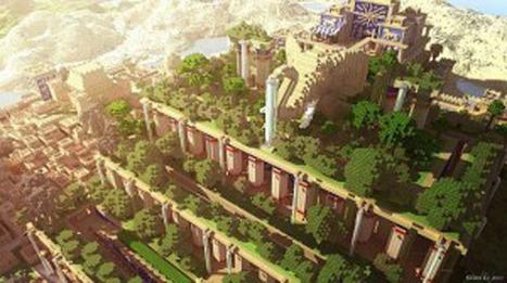 Babylon Map for Minecraft - Minecraft Builders   Minecraft   Scoop.it