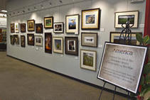 McIver's Grant art wall features Hayes, Webb images this month | Tennessee Libraries | Scoop.it