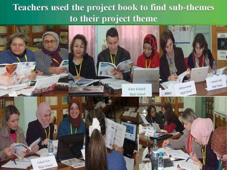 iEARN Algeria Professional Development | iEARN in Action | Scoop.it