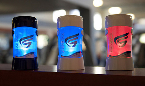 Smart deodorant applicator provides a high-tech way to keep B.O. at bay | tech | Scoop.it