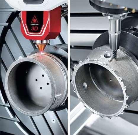 DMG MORI debuts machining technologies at German open house | Industrial subcontracting | Scoop.it