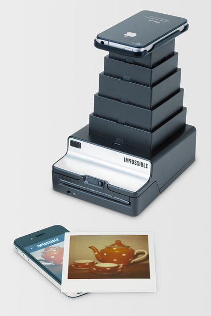 Impossible Instant Lab: Turn iPhone Images into Real Photos - Design Milk | Film Photography Rules! | Scoop.it