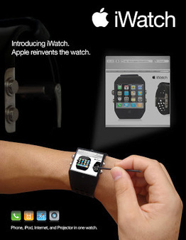 Freewill Post: Apple's latest product to be launch in 2014 is iWatch | technology | Scoop.it
