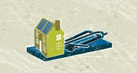 A Growing Green Debt? | Sustainable Real Estate | Scoop.it