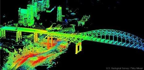How LIDAR is revolutionizing maps, geospatial data -- GCN | Geospatial Pro - GIS | Scoop.it