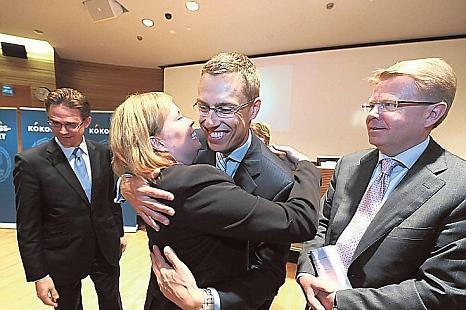 Katainen government taking shape | Finland | Scoop.it