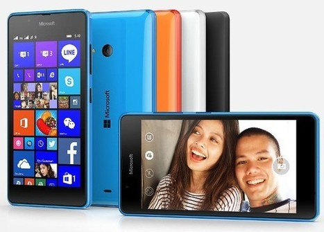 Harga Microsoft Lumia 540 - Update Juni 2016 | Informasi Harga HP Android | Scoop.it