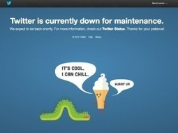 Twitter is unexpectedly down on web and mobile apps | Mobile Marketing Post PC | Scoop.it