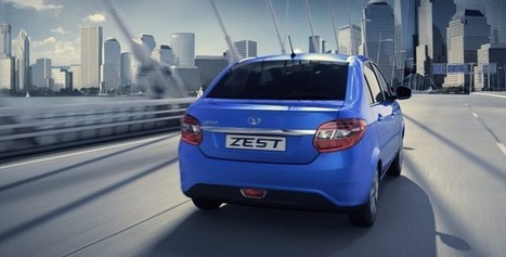 Tata Motors India have launched Tata Zest, here are the details - Bubblews | Mash Folder | Scoop.it