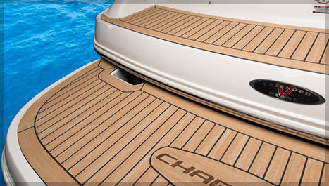 How to Design Your Own Synthetic Teak Decking | Teak Decking | Scoop.it
