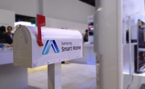 Les tendances de la maison connectée au CES de Las Vegas 2014 | Smart Grid - Projet Sunrise | Scoop.it