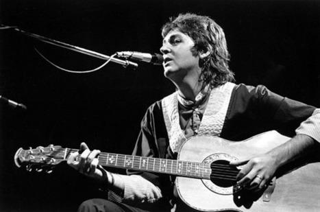 Paul McCartney Reissue Includes John Bonham/Wings Collaboration | Paul McCartney | Scoop.it