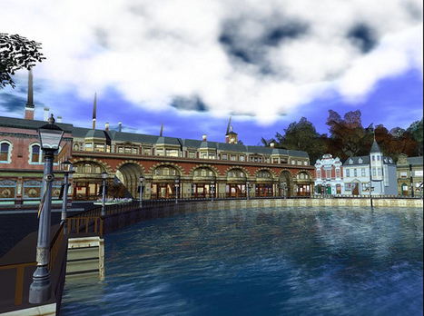 Inworldz Waterways & Seas - a gallery on Flickr | InWorldz Fun | Scoop.it