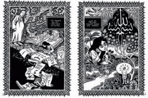 Self-Conscious Orientalism in Craig Thompson'sHabibi | Orientalism | Scoop.it