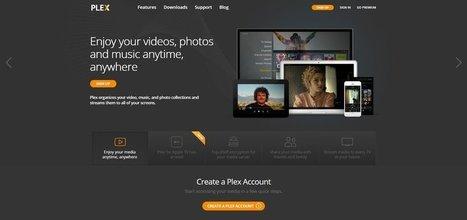 Plex : vos musiques et vidéos en streaming, partout | Freewares | Scoop.it