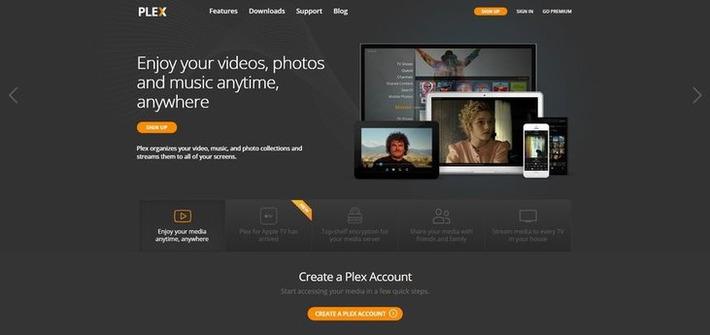 Plex : vos musiques et vidéos en streaming, partout | TIC et TICE mais... en français | Scoop.it