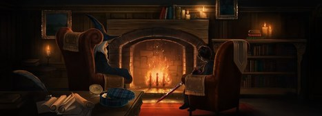 Pottermore Insider: Harry Potter and the Chamber of Secrets Update and Moment Sneak Peek   Young Adult and Children's Stories   Scoop.it