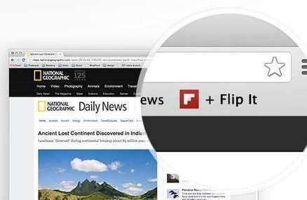El nuevo Flipboard da un paso más en el mundo de las revistas digitales.- | Software+App+Web.- | Scoop.it