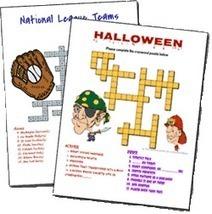 Crossword Puzzle Maker | Svešvalodu skolotājiem | Scoop.it
