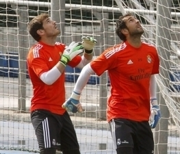 Iker Casillas y Diego López abandonarán este verano el Real Madrid - ANTENA 3 TV   Real Madrid Campaing 2013-2014 By Ramiro   Scoop.it