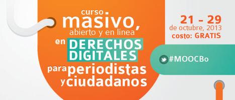 Curso online y gratuito sobre Derechos digitales para periodistas y ciudadanos | Emplé@te 2.0 | Scoop.it