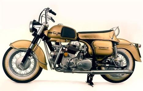 Ducati Apollo V4 ~ Grease n Gasoline | Car Dealership | Scoop.it