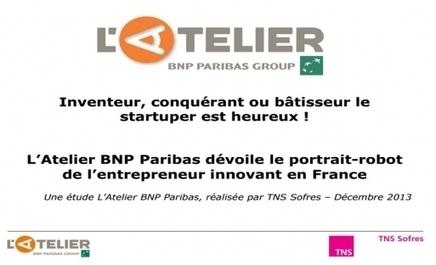 Les startupers ne sont pas ceux que l'on croit | Emploiparlonsnet.fr | All | Scoop.it