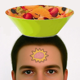 10 Foods to Boost Brain Power | Powers to Achieve | Scoop.it