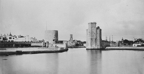 131 – La démolition des tours de La Rochelle en 1652 | GenealoNet | Scoop.it