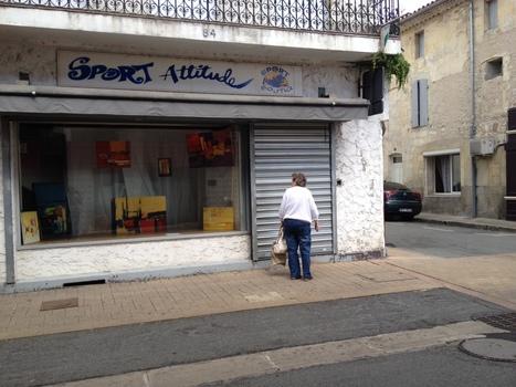 Galerie d'art permanente dans les rues de Sainte Foy la Grande | L'année 2014 à Ste Foy la Grande | Scoop.it