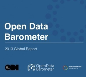 Open Data Barometer: 2013 Global Report | Open Data Research Network | OpenGov | Scoop.it